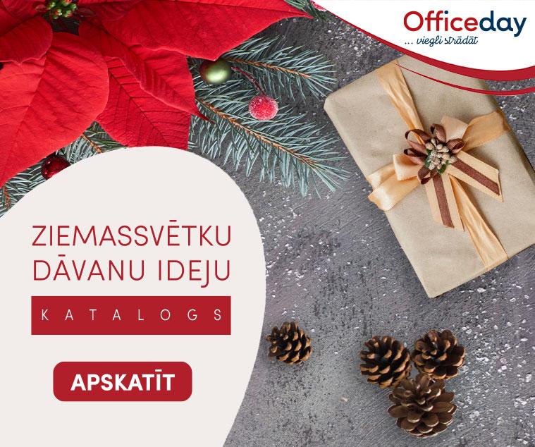 Ziemassvētku katalogs PopUp
