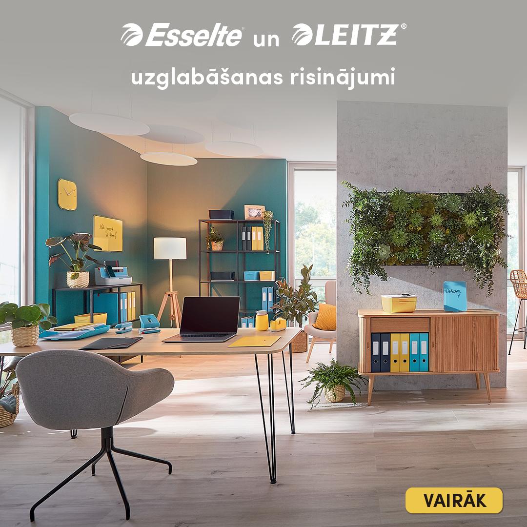 Esselte/Leitz 2021-01
